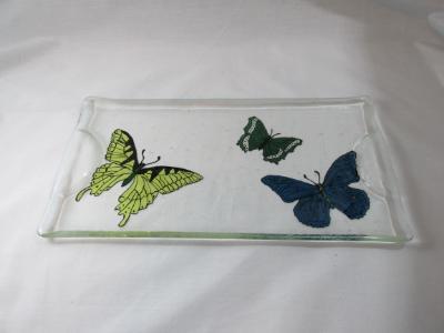TR17001 - Butterflies Tray