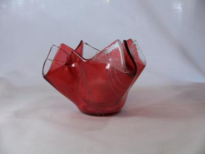 VO2048 - Light Sunset Coral Votive Holder