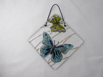 WS10052 - Butterflies Suncatcher