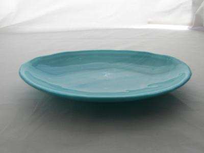 OV18018 - Aquamarine Frost Oval Serving Dish