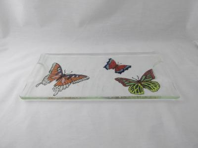 TR17004 - Butterfly Textured Tray