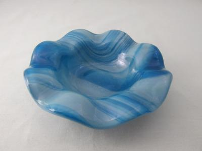 CD3016 - Cascadia Blue Candy Dish