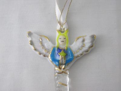TO22033 - Angel Ornament