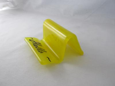 BC13019 - Sunshine Yellow Wispy Business Card Holder