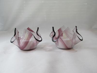 QT16043 - Amethyst Baroque Tea Light holders