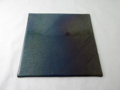 "CB6023 - 9"" Deep Royal Purple Cutting Board ""Cross Current"""