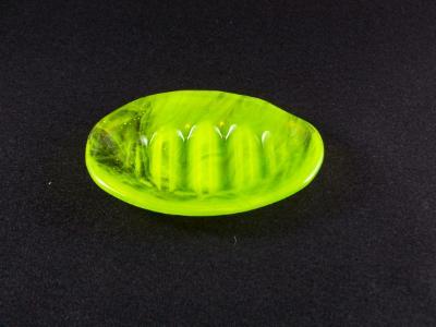 SO15011 - Spring Green / Clear Wispy